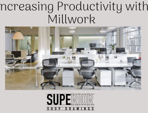Millwork trends in the workplace that promotes productivity