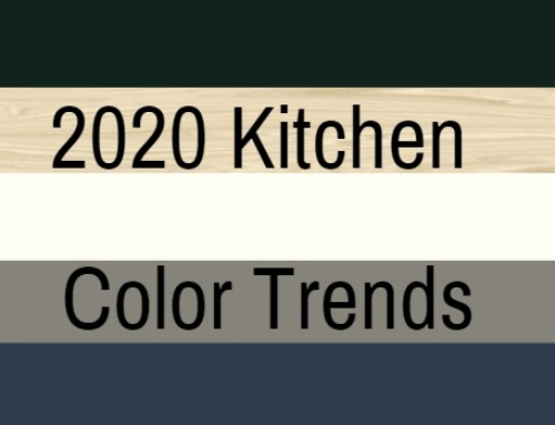 Popular Kitchen Cabinet Colors of 2020